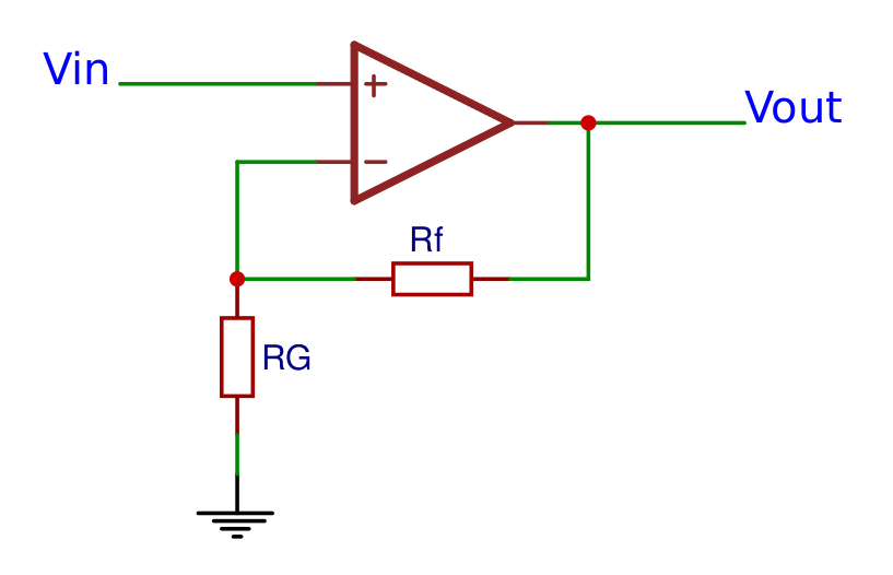 basic operational amplifier opamp circuit