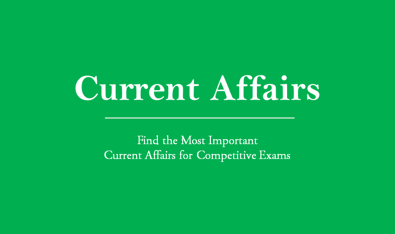 Top Current Affairs Questions Answers September 9 – September 30, 2020