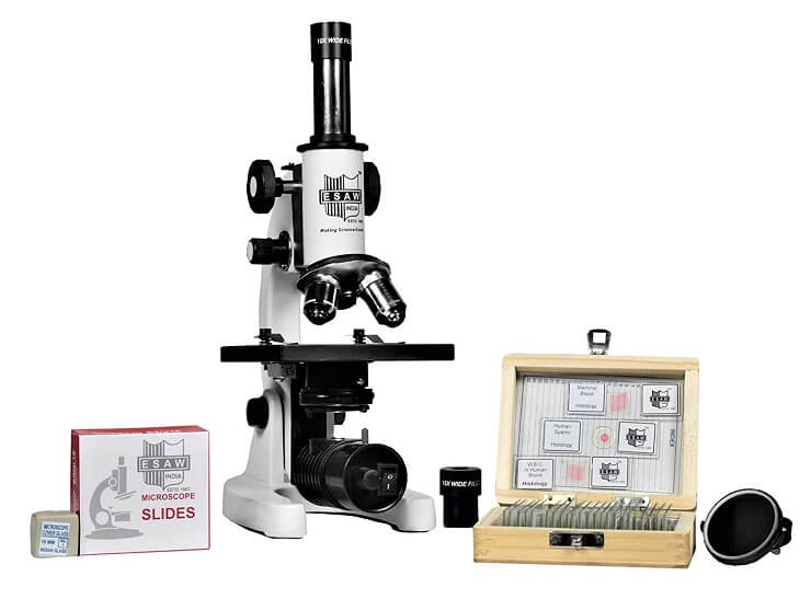Esaw SM-02 Student Compound Biological Microscope