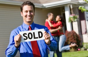 New career as a real estate agent
