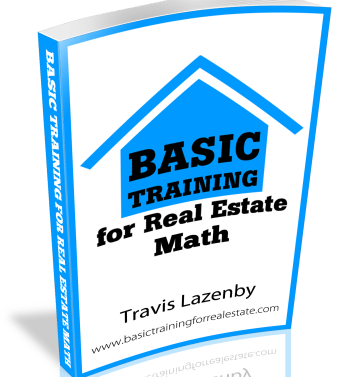 Real estate math for new agents if you like how i explain math concepts on this site then please consider purchasing my new ebook basic training for real estate math fandeluxe Images