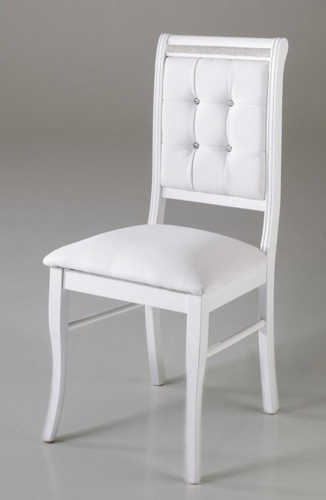 Chaise Prestige Blanc