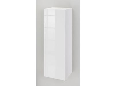 element mural 1 porte modello blanc brillant