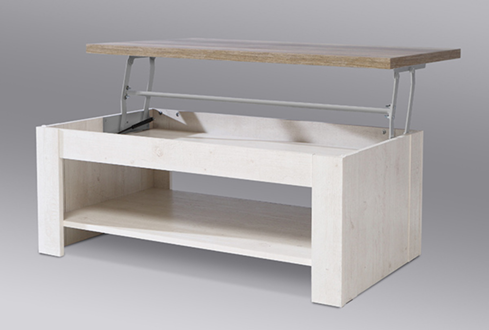 table basse relevable duro salle a manger
