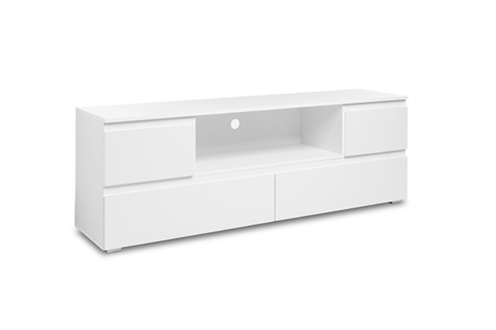 meuble tv 4 tiroirs image