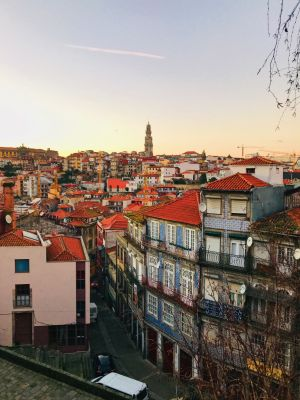Porto holiday guide- sights, drinks and vegan food