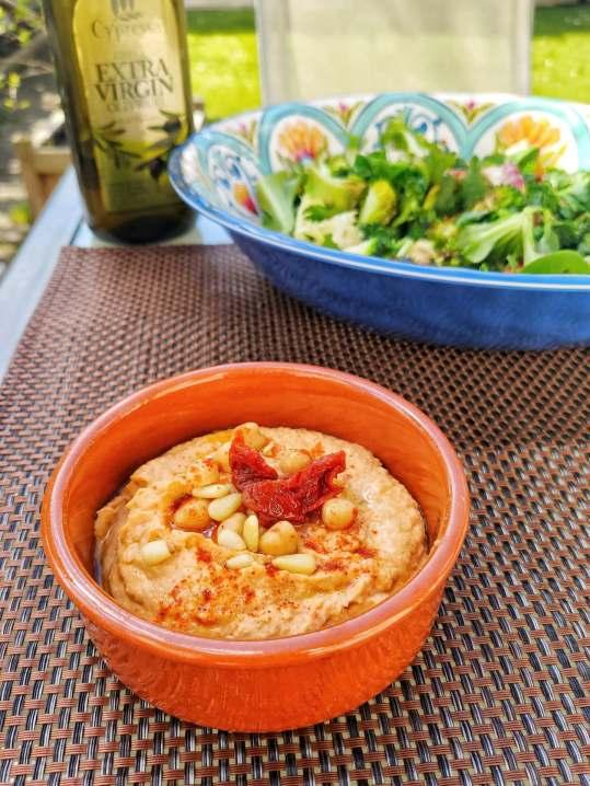sundried tomato hummus recipe