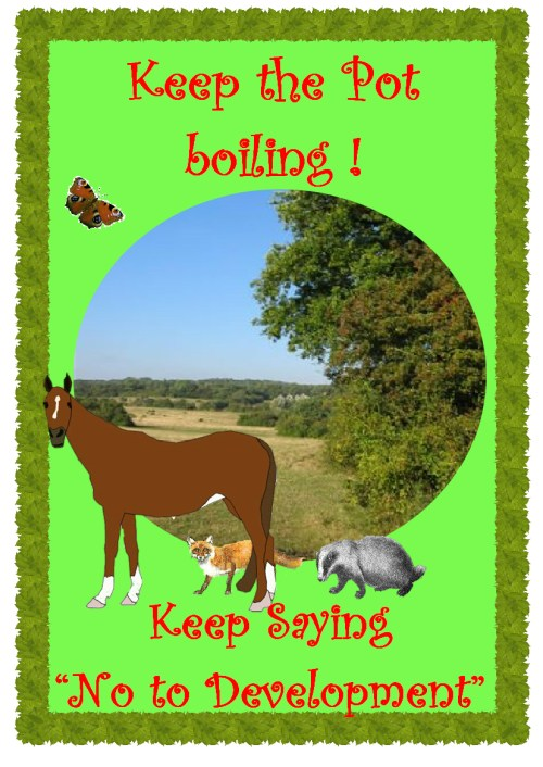 Keep the pot boling2