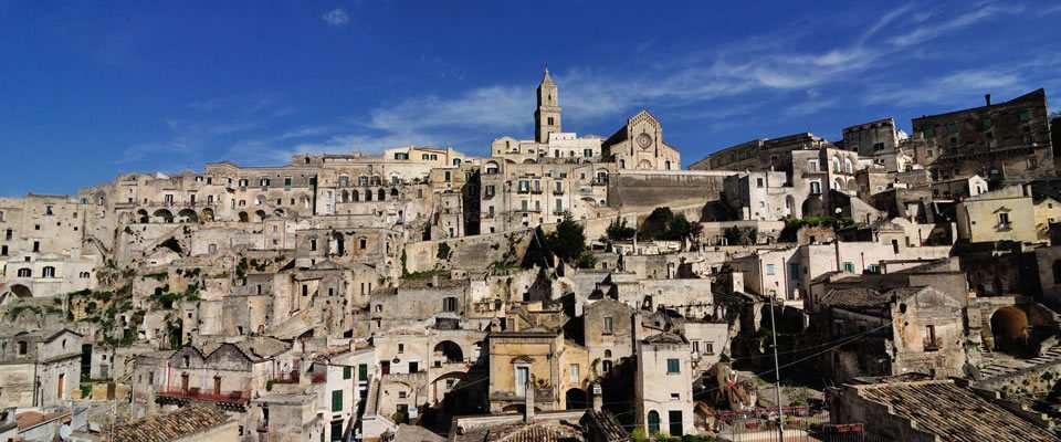 Matera la Citt dei Sassi Patrimonio Mondiale UNESCO
