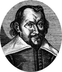 Johann Crüger Portrait
