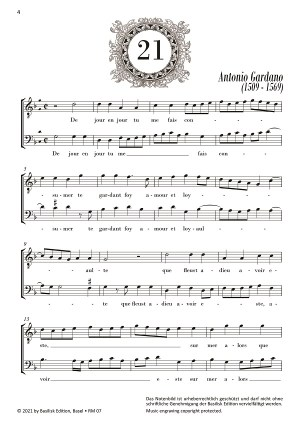 Gardano Band 2 - Beispielseite