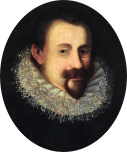 Johann Hermann Schein Portrait