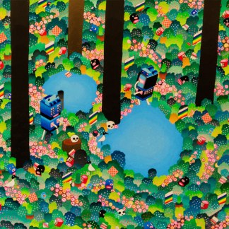 BAS Illustration gallery Forest 8