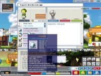 BasilMarket 18 dex earring - MapleStory Screen