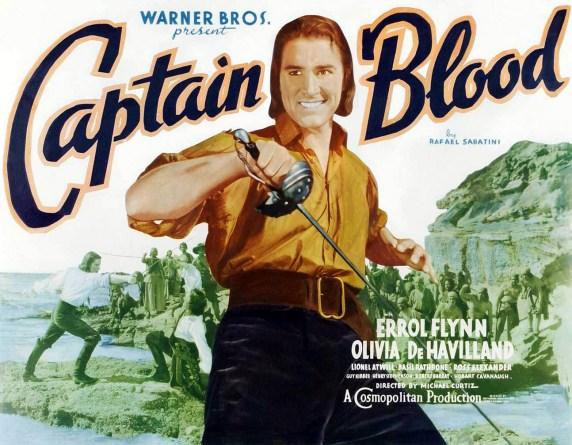 Image result for captain blood