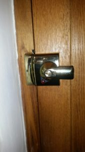 Yale British Standard Nightlatch