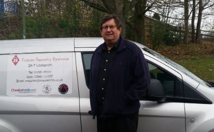David Warne Ensure Locks