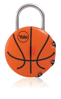 Yale Basketbol Şifreli Asma Kilit