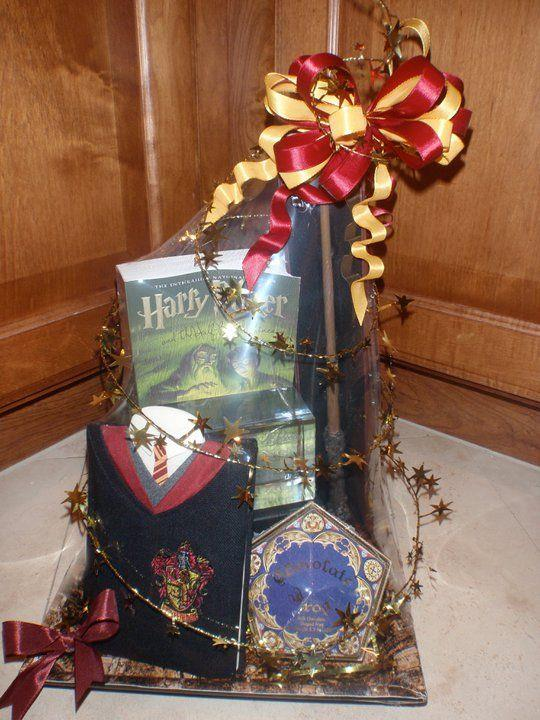 Harry Potter Universal Gifts Baskets Florals Orlando Florida