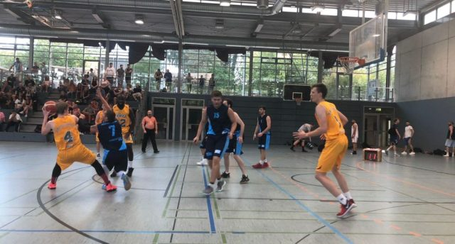 Bees in Action beim Hoppers Cup