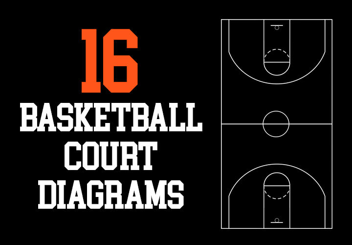 basketball court diagram for coaches venn problems and answers 16 diagrams free to download print