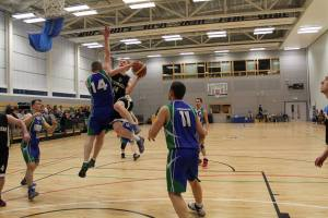 Sean McGettigan Lay-Up