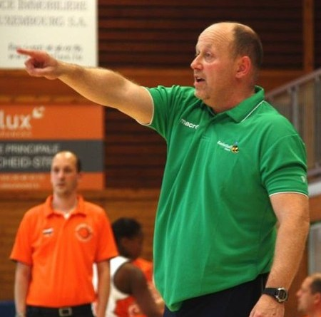 Coach Gill returns to Head of U16 Irish Squad