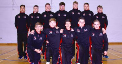 U 17 North Region Schools' play in Edinburgh