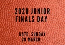 Junior Finals 29 March 2020