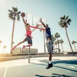 Nike Men's Prime Hype DF II Basketball Shoe