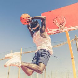 Taller with Basketball Shoes: Is it Possible?