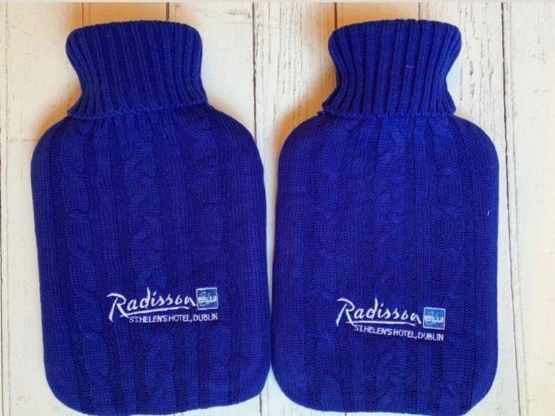Corporate Hampers, Christmas Hampers , Hampers Ireland , Irish Hampers ,employee Hampers and Gifts . Hot water Bottle