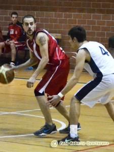 Dario Sortino contrastato da Luciano Abramo (foto R. Quartarone)