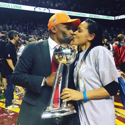 WNBA: James Wade, mari de Edwige Lawson, nommé coach du Chicago Sky |  Basket Europe