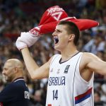Nikola Jokic will not play for the Serbian squad this summer!