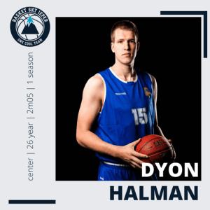 Dyon Halman