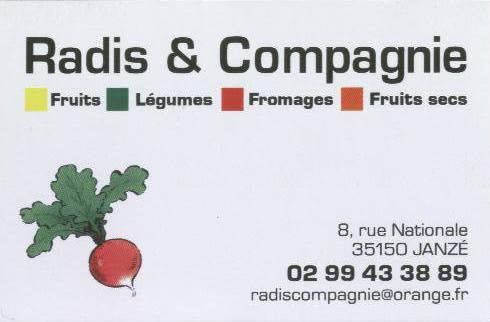 Radis et Compagnie