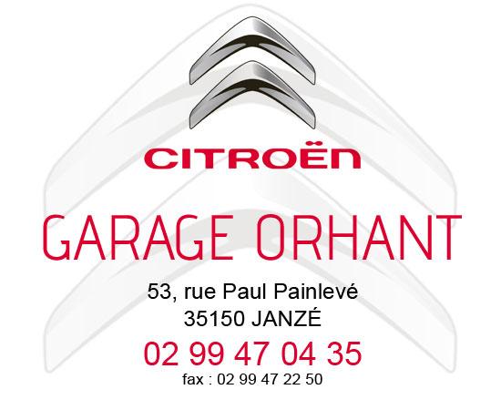 Garage Orhant