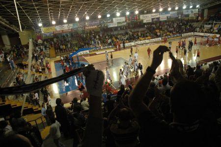 Imagen de la anterior visita a León. Foto Basket Morao