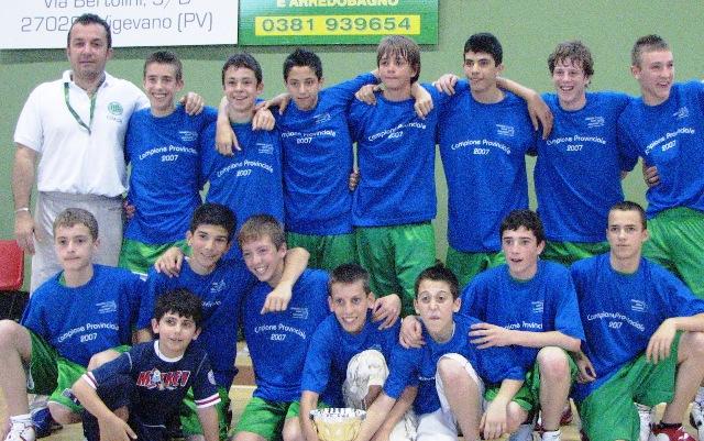 Campioni Provinciali 2006-2007 - Under 14