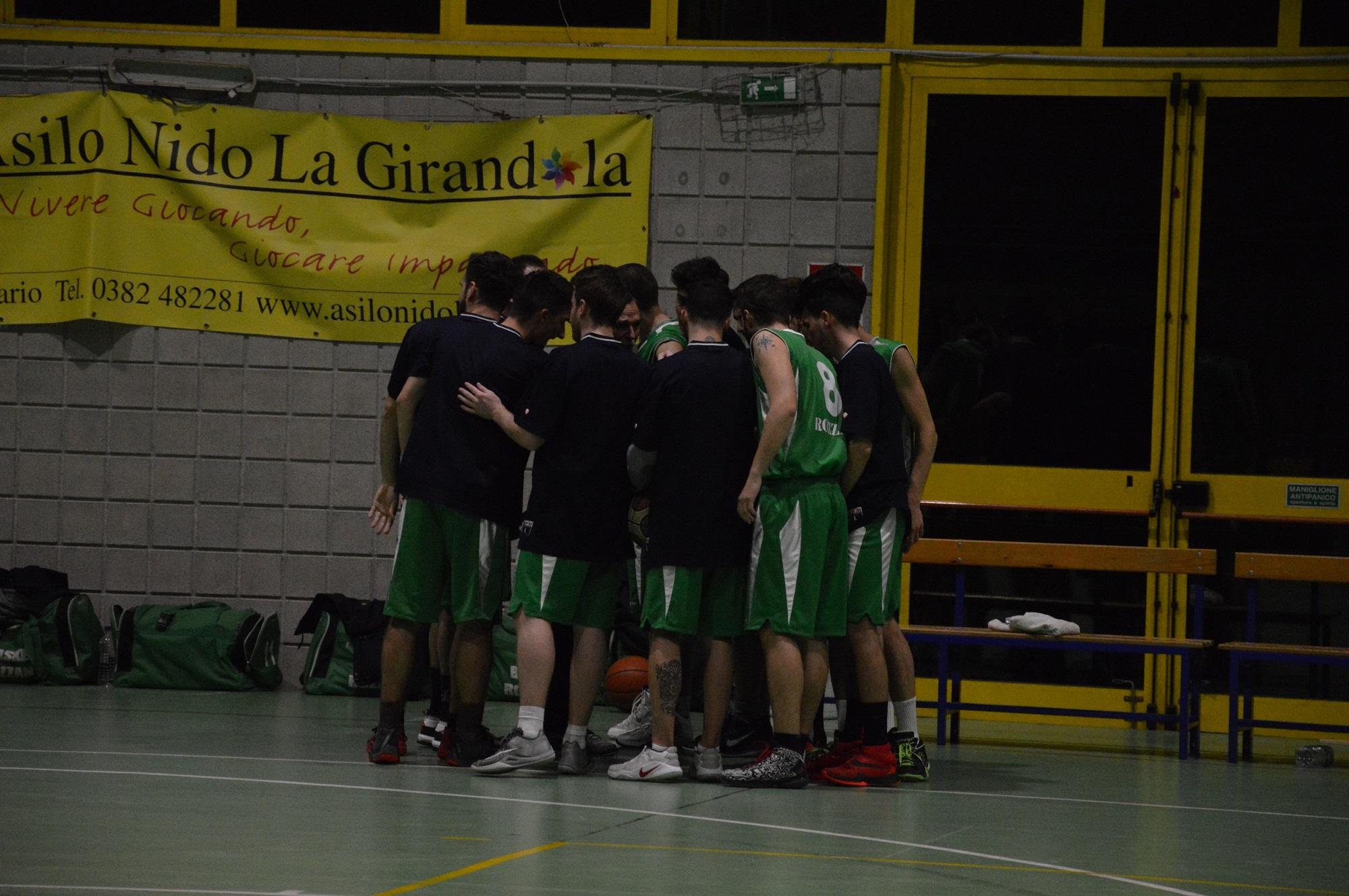 Prima Squadra - Upol vs Rozzano