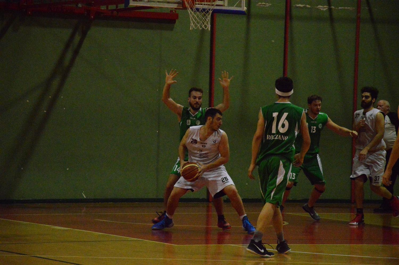 Finale Gambolò vs Rozzano - Gara 2