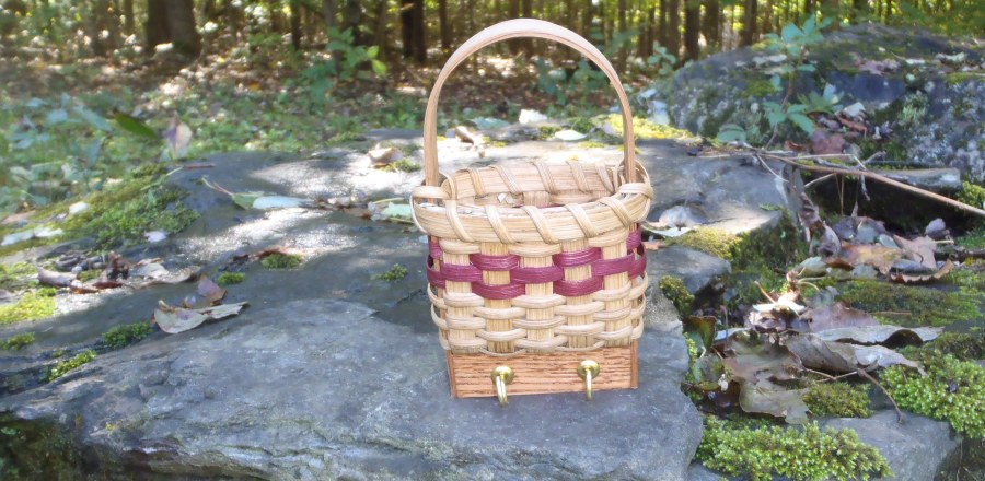 Key Holder Basket