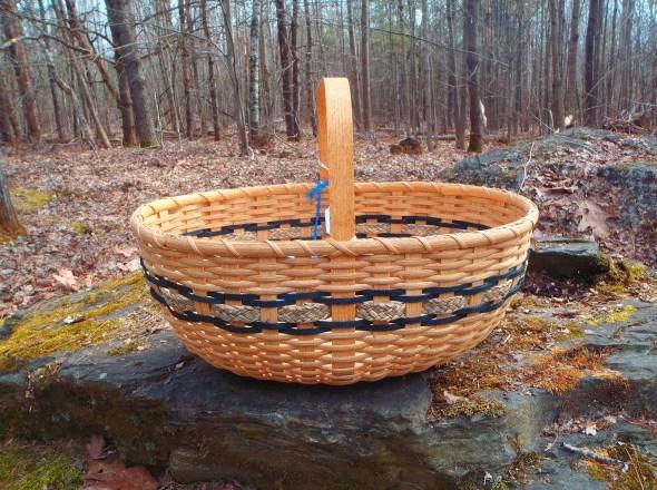 Oval Casserole Basket