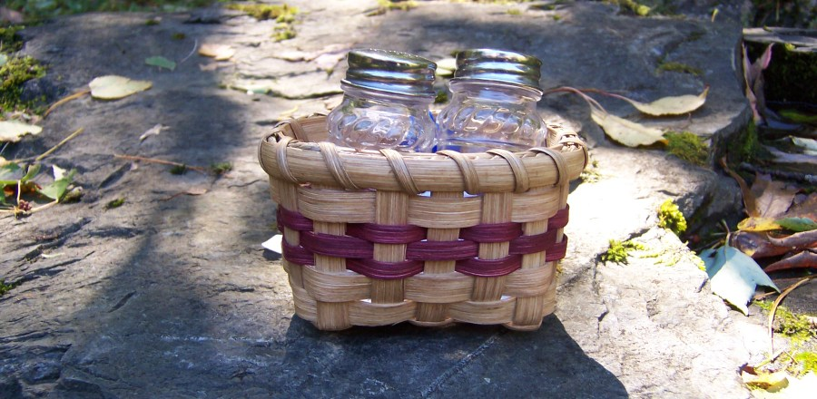 Salt & Pepper Basket