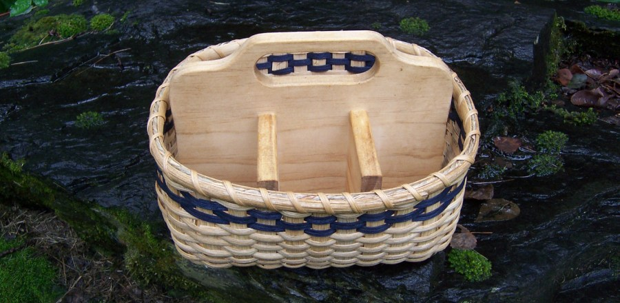 Silverware Caddie Basket