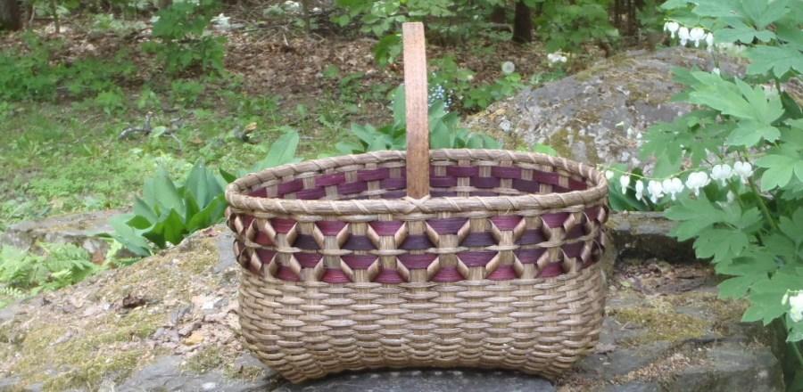 Pot Belly Basket