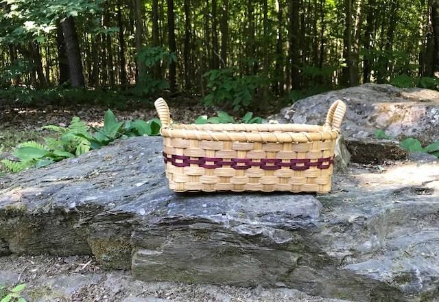 Rectangular Bread Basket