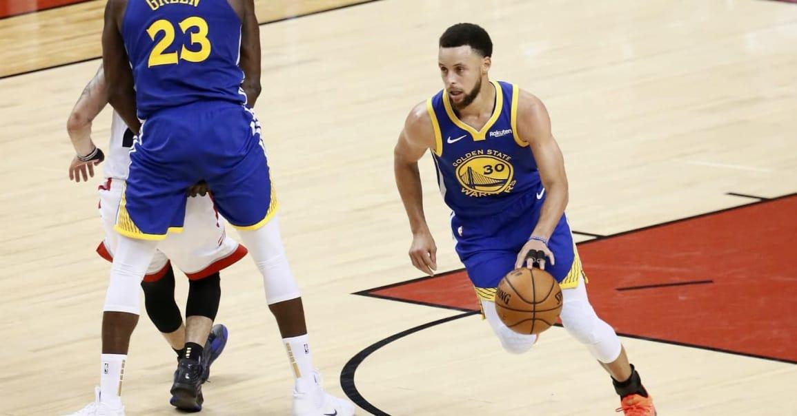 NBA : Stephen Curry et Nikola Jokic sortent des matches fou... et de MVP