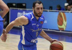 Mazzarino con la maglia del Malvin (pordeciralgo.com.uy)